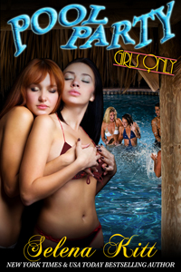Girls Only: Pool Party by Selena Kitt