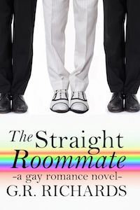The Straight Roommate by G.R. Richards